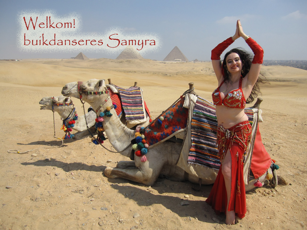 Samyra in Egypt